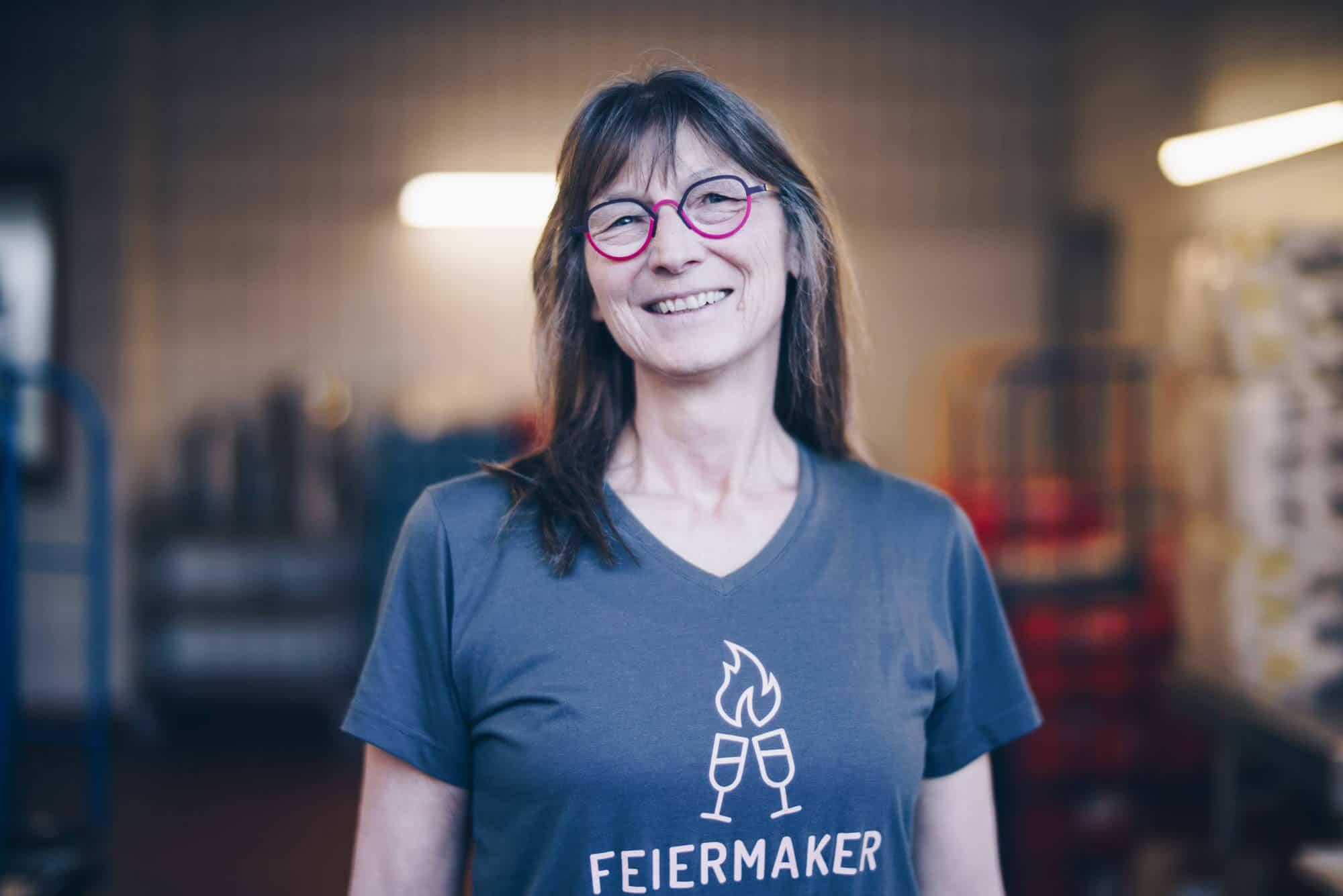 Portrait Christiane Janetzky-Klein Geschäftsführerin