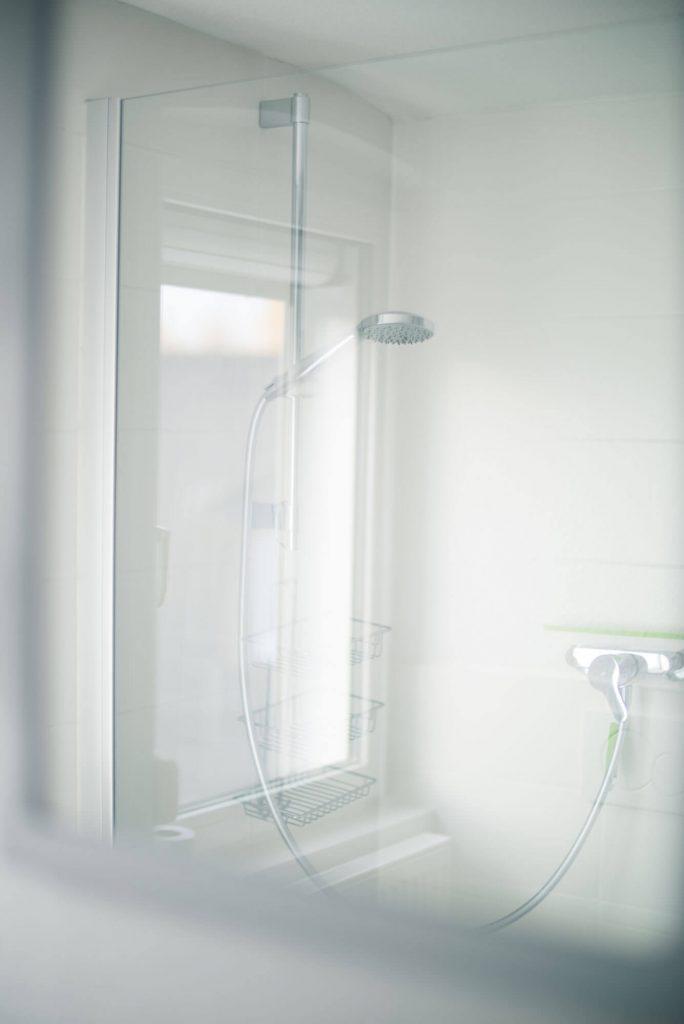 Gästehaus Gießenau Badezimmer
