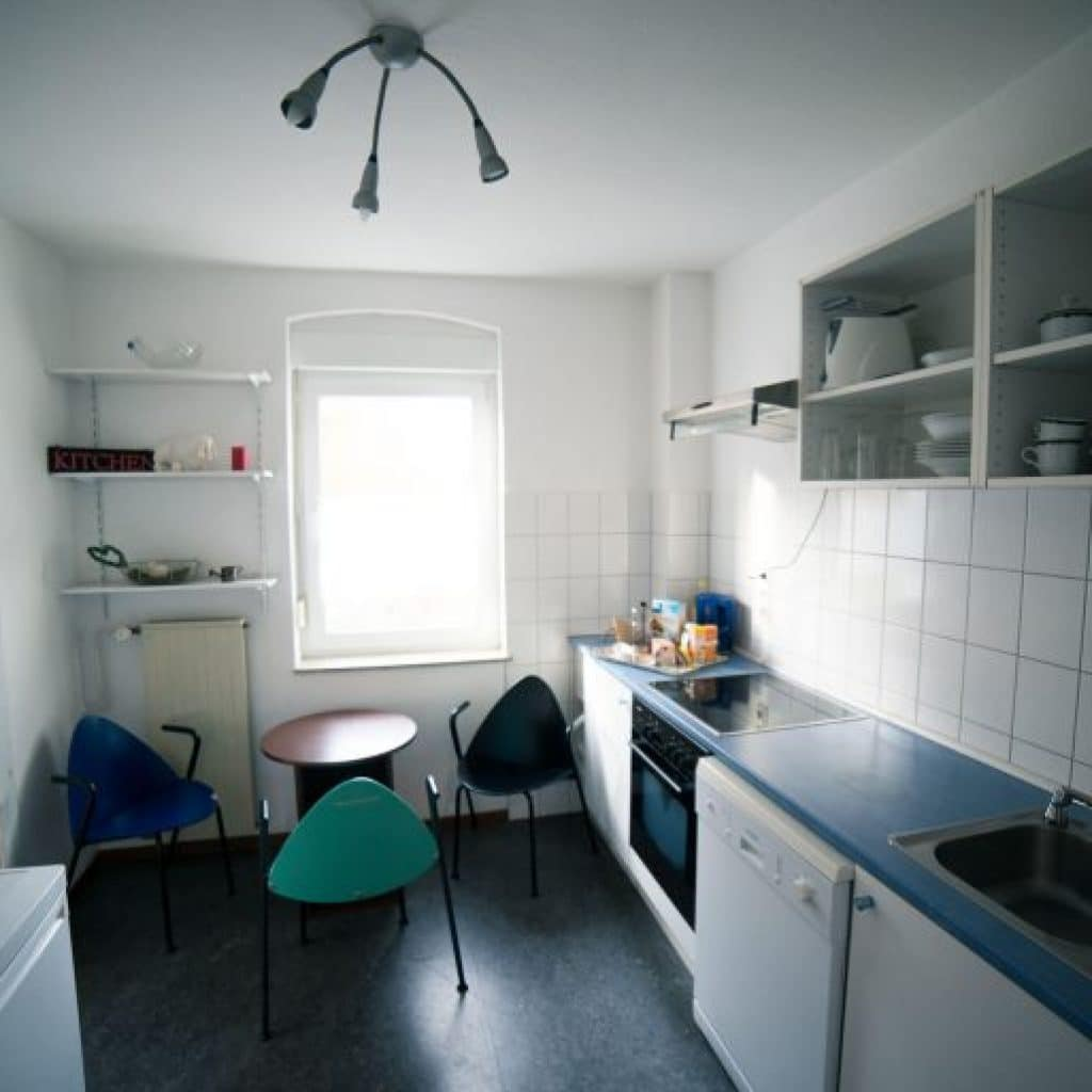 Gästehaus Gießenau Küche L und M